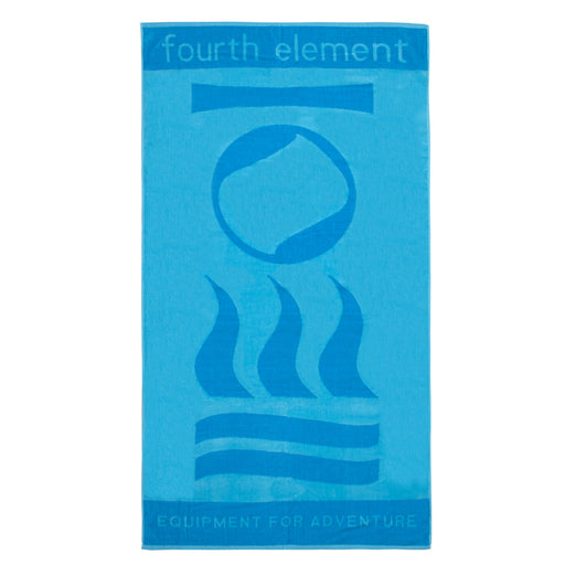 Fourth Element Beach Towel Accessory / Blue