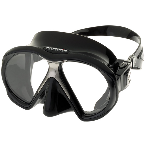 Atomic SubFrame Mask, Slim Fit, Black / Black