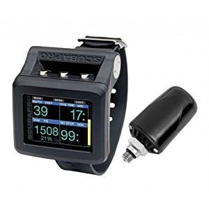 Scubapro G2 Wrist Dive Computer, Includes Free Transmitter Computer / Black / Silver