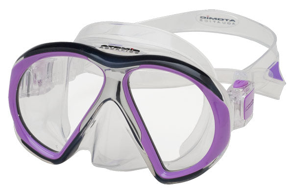 Atomic Subframe Mask / Clear / Purple
