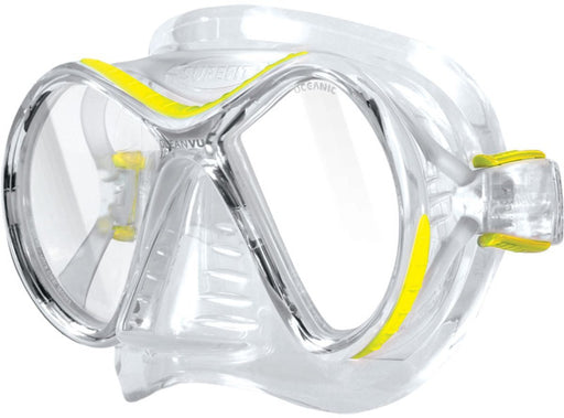 Oceanic Ocean Vu Mask / Yellow / Clear