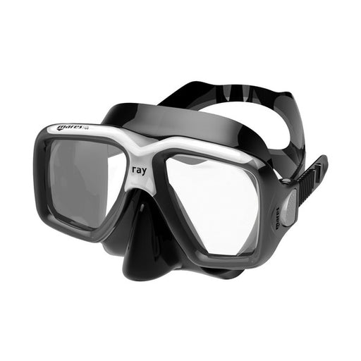 Mares Ray Mask / Black / Black
