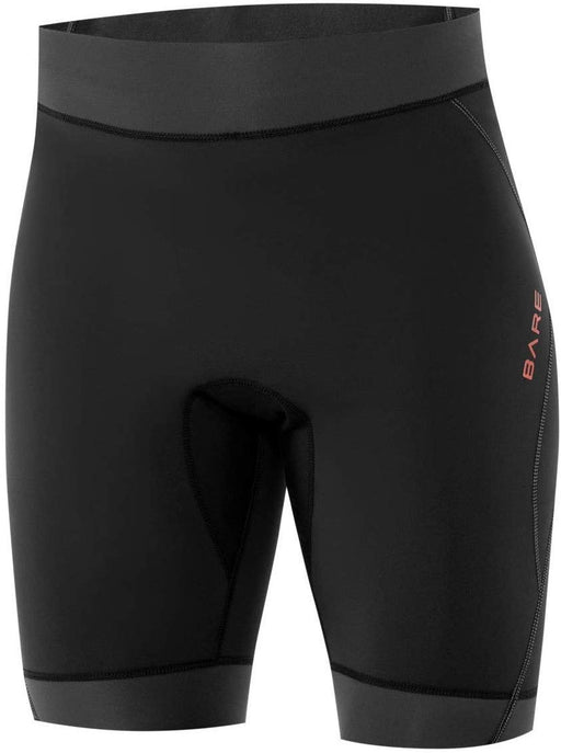 Bare EXOWEAR Short Mens Wetsuit / Black / 2XL