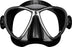 Scubapro Synergy 2 Twin Mask / Black / Silver