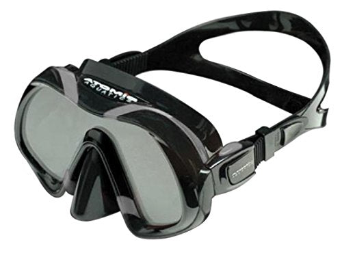 Atomic Venom Mask / Gray / Black