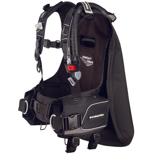ScubaPro Knighthawk With BPI BCDs / Black / M