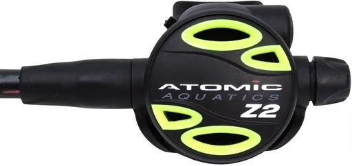 Atomic Z2 Second Stage Octo/Air2 / Yellow - Dive Toy