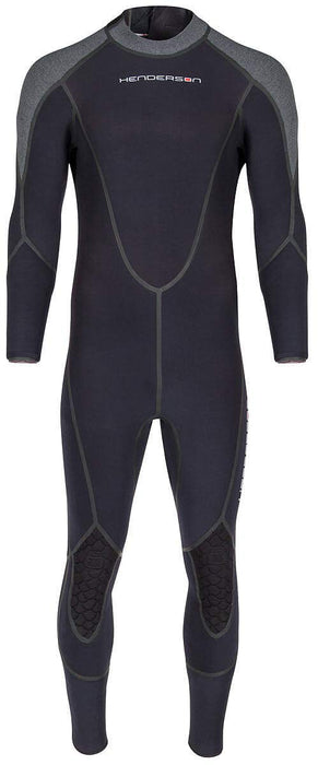 Henderson 5mm Aqua Lock Wetsuit / Charcoal / Black / S