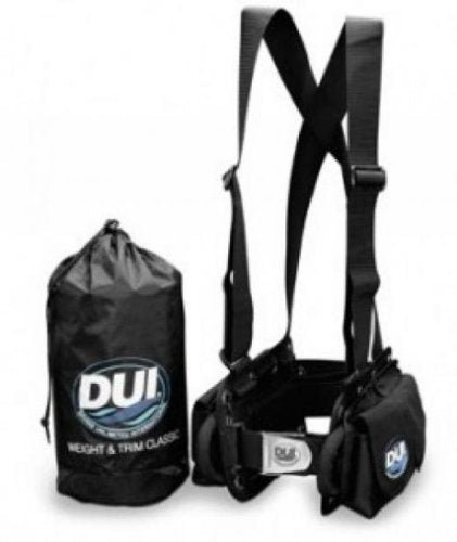 DUI Weight & Trim System Drysuits / Medium - Dive Toy