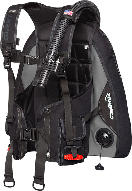 Zeagle Covert BCD / Black / XL