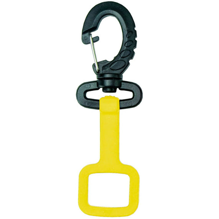 Innovative Octo Holder with Clip Accessories / Yellow