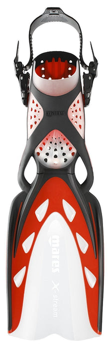 Mares X-stream Fins / Red / XS