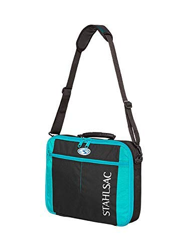 Stahlsac Molokini Regulator Bag / Aqua / Black