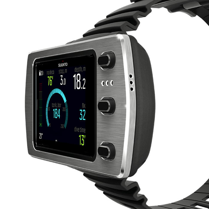 Suunto EON Steel with Boot and USB Computer