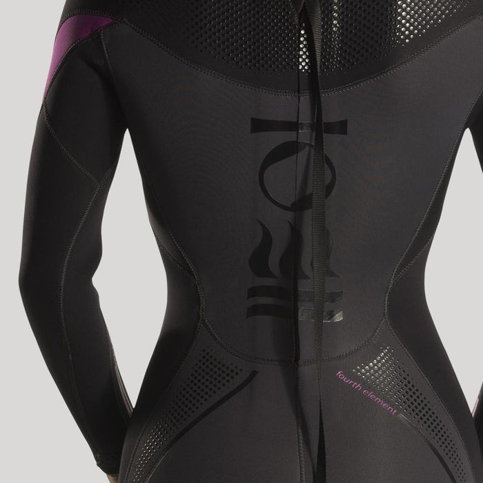 Fourth Element Xenos 5MM Wet Suits Womens / Black / Grey / 10