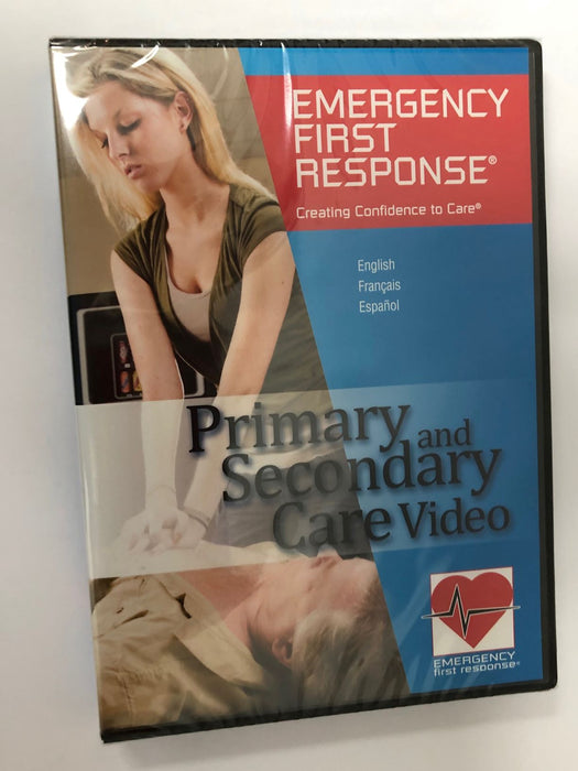 PADI Primary & Secondary Care DVD Educational Materials