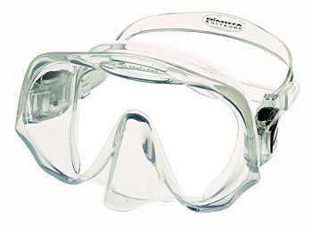 Atomic Frameless 2 Mask / Clear / Medium