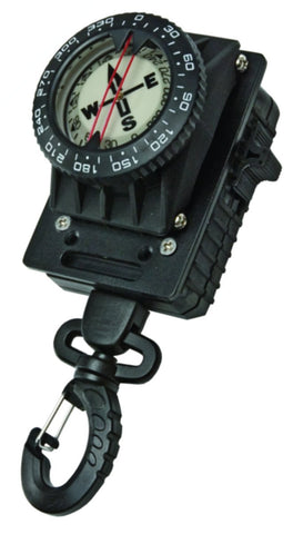 Innovative Compass on Locking Gripper Compasses / Black