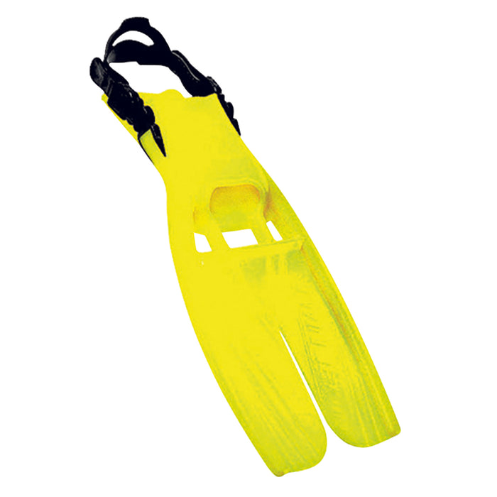 ScubaPro TwinJet (Adjustable) Fins / Hi Viz Yellow / M