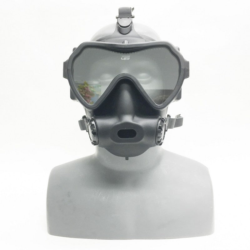 OTS Spectrum FFM Mask / Black / Clear