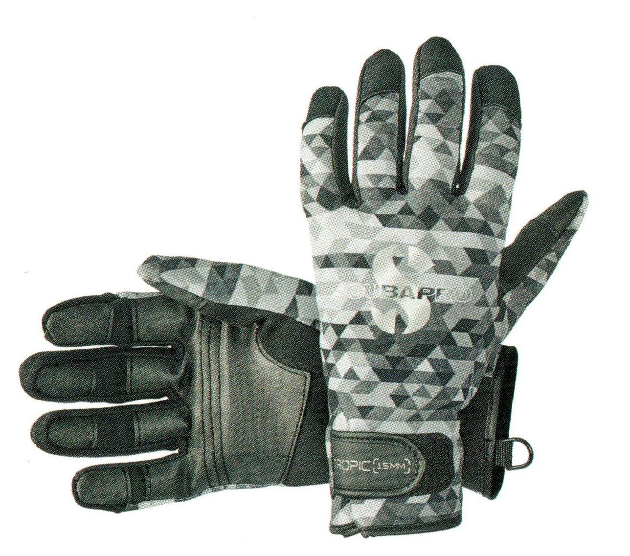 Scubapro Tropic 1.5mm Gloves / Graphite / XXL