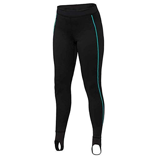 Bare Ultrawarmth Base Layer Pant Womens Undergarnment / Black / Black / Medium
