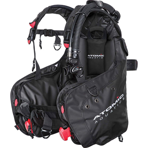 Atomic BC1 BPI BCD / Black / L - Dive Toy