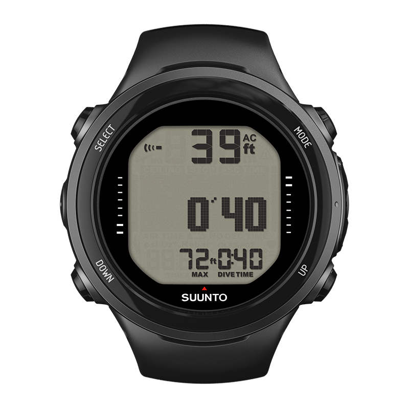 Suunto D4i Novo with USB Computer / Black