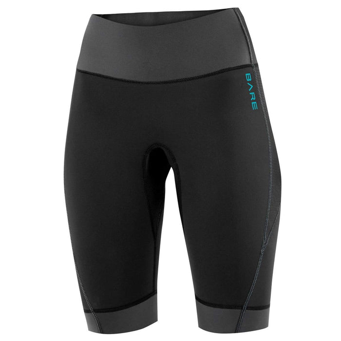 Bare EXOWEAR Short Womens Undergarnment / Black / 2