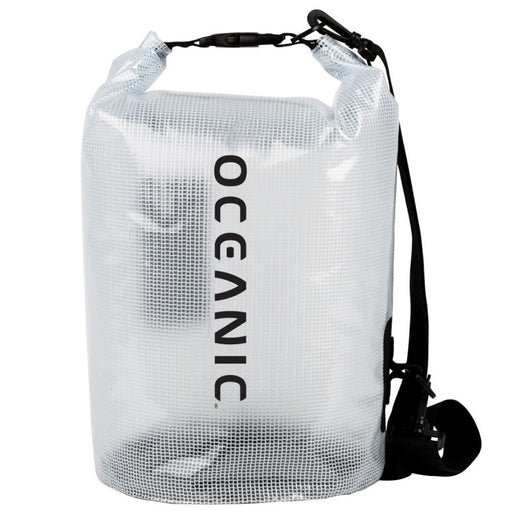 Oceanic Dry Bag  / Clear / Black