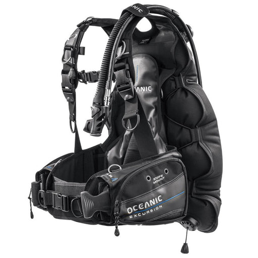 Oceanic Excursion w/QLR4 BCD / Black / L