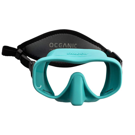 Oceanic Shadow Mask / Sea Blue