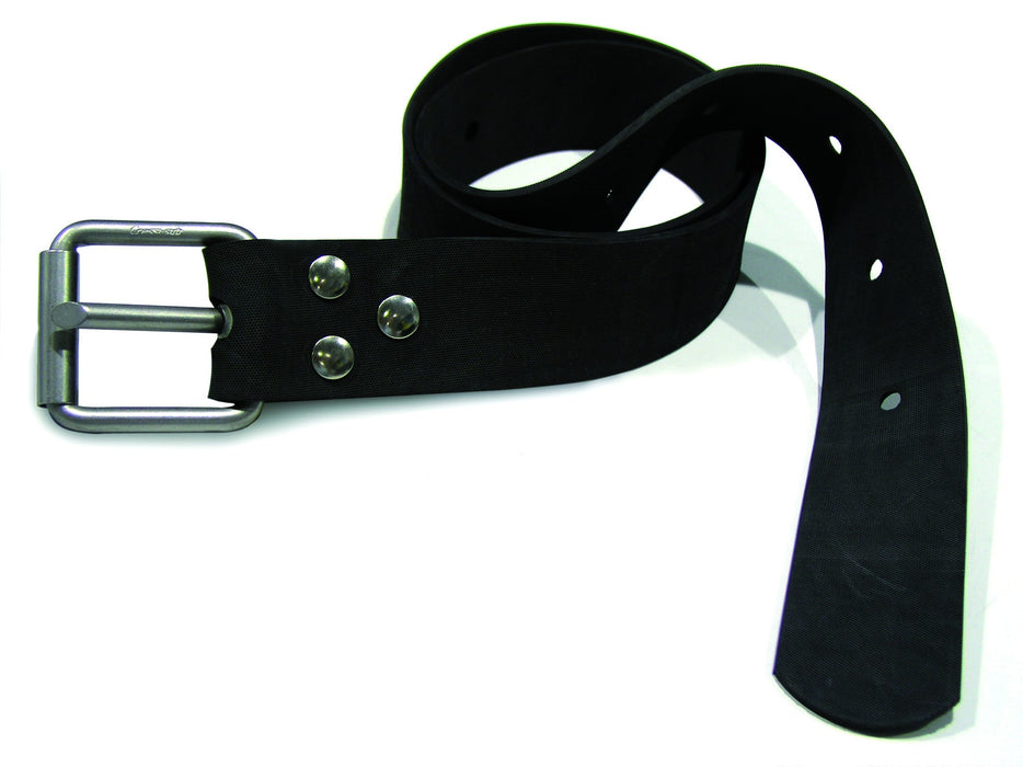 Cressi Marseillaise Weight Belt Accessory / Black / Silver