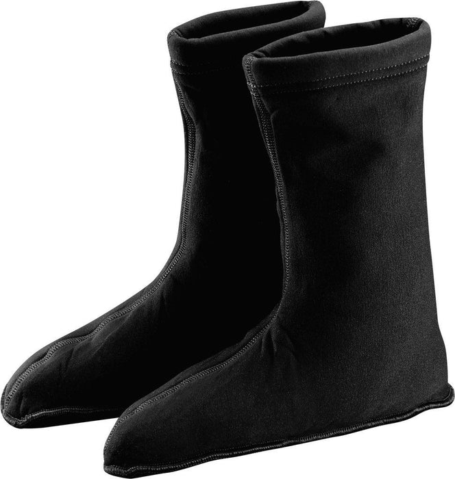 DUI Polartec Powerstretch Pro Socks Drysuits Accessories / Black / Small