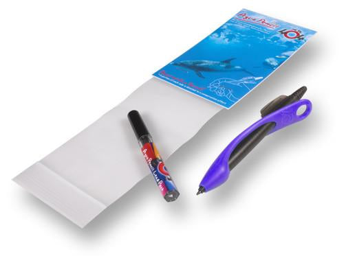 XIT 404 Aqua Pencil Solo Pack  Slates / Purple