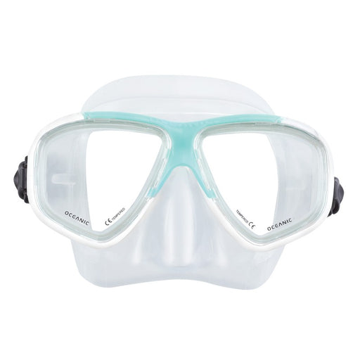Oceanic Ion  Mask / Sea Blue / White