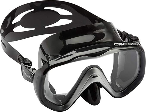 Cressi Liberty Mask / Black / Silver