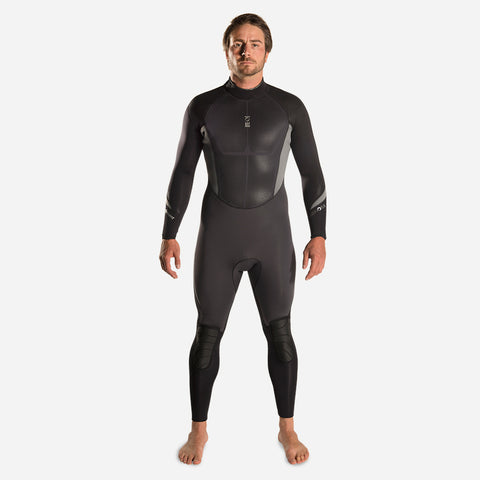 Fourth Element Xenos 5MM Wet Suits Mens / Black / Grey / XL