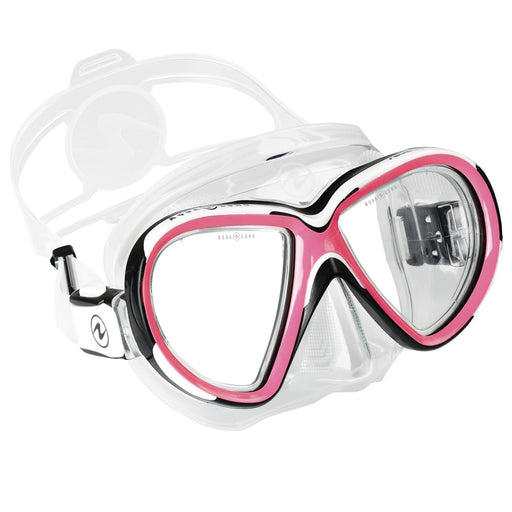 Aqua Lung Reveal X2 Mask / Pink / Clear