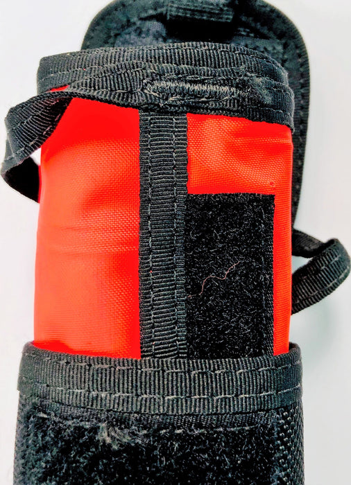 Aqua Lung SMB with pouch BCD / Black / Orange