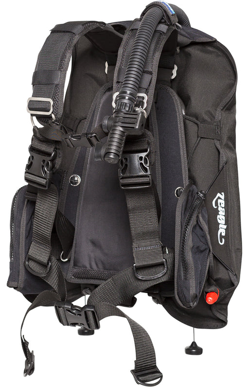 Zeagle Express Tech Deluxe,w/inflator, hose and RE valve BCD / Black