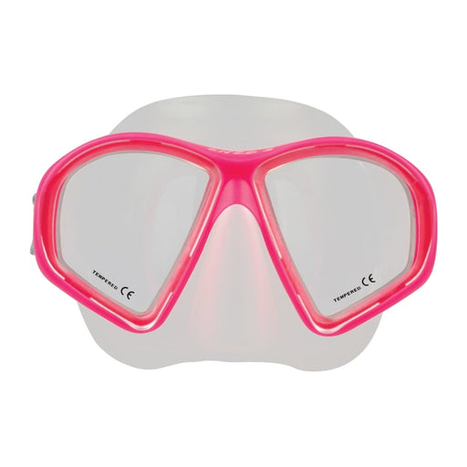 Oceanic Enzo Mask / Pink / Clear