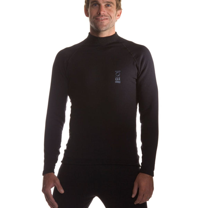 Fourth Element Xerotherm Mens Top Undergarnment / Black / Large