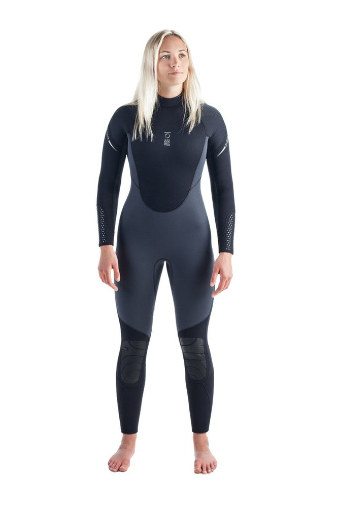 Fourth Element Helios 7mm Wetsuit Women / Gray / Black / 12