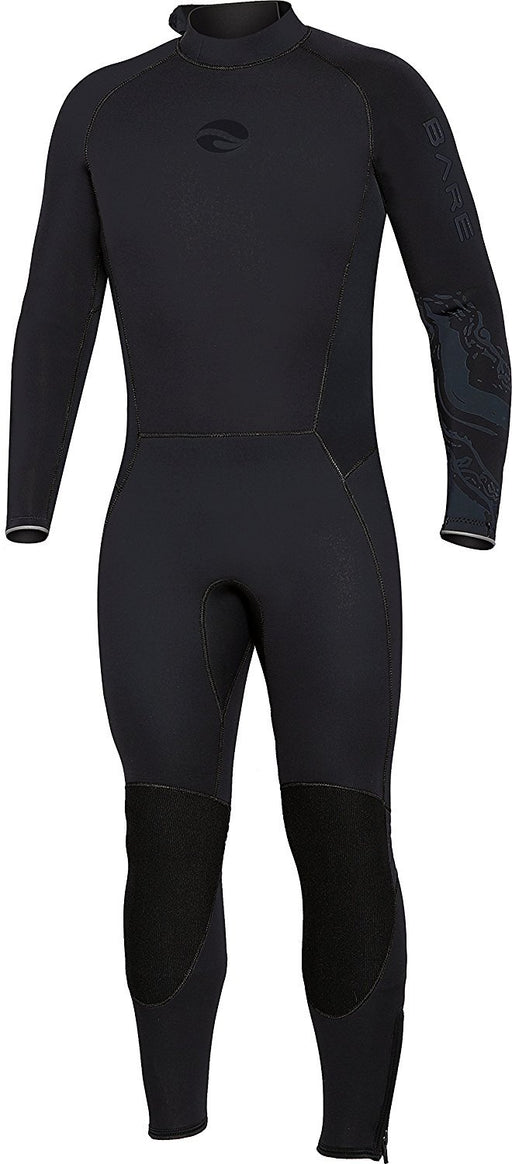 Bare 3mm Velocity Wetsuit Men / Black / ML