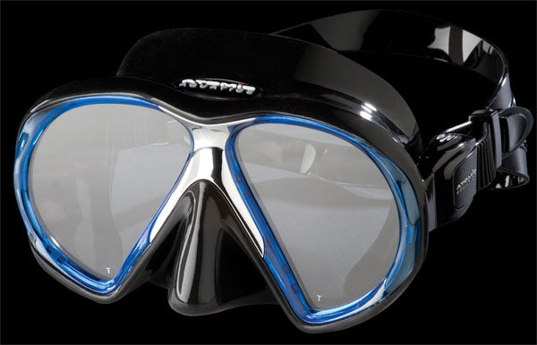Atomic Subframe Mask / Black / Blue