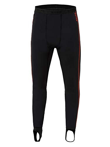 Bare Ultrawarmth Base Layer Pant Undergarnment / Black / Male / 2XL