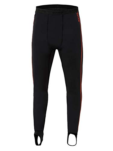 Bare Ultrawarmth Base Layer Pant Undergarnment / Black / Male / Medium