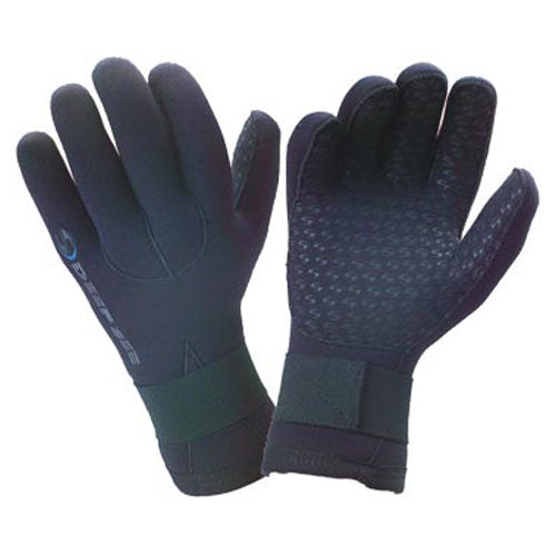 Deep See Submersion Gloves / Black / Black / S - Dive Toy