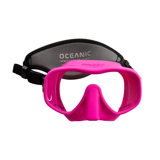 Oceanic Shadow Mask / Pink